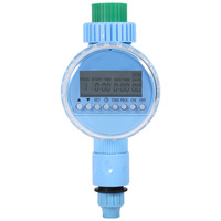 1Set LCD Digital Watering Timer Automatic Irrigation Controller Auto Water Saving Irrigation Controller Garden Water Timer