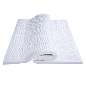 Image 3 - NOYOKE Bed Mattress Bedroom Furniture Latex Sleeping Mattress Topper 5cm Thickness Tatami Mat