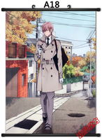 Anime Wall Scroll Home Decor Unisex Gift TEN COUNT 10 count tadaomi shirotani 60*90