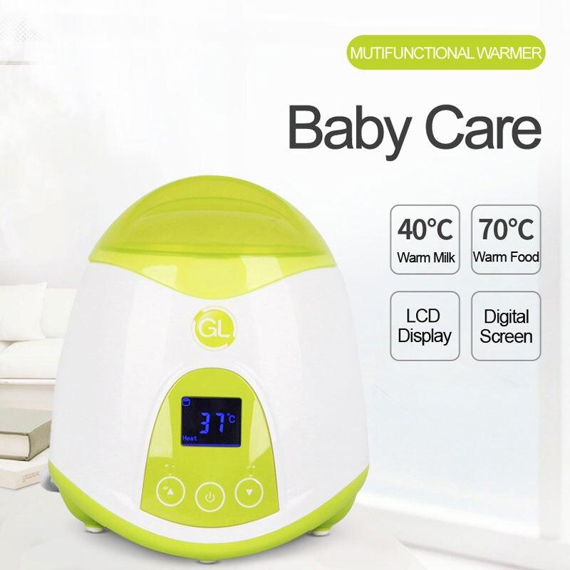 Elektrische Baby Milch Flasche Wärmer Sterilisator Desinfektor Milch Warmes Essen Wärmer Gerät Fütterung Sterilisator Desinfektion Maschine Haushaltsgeräte