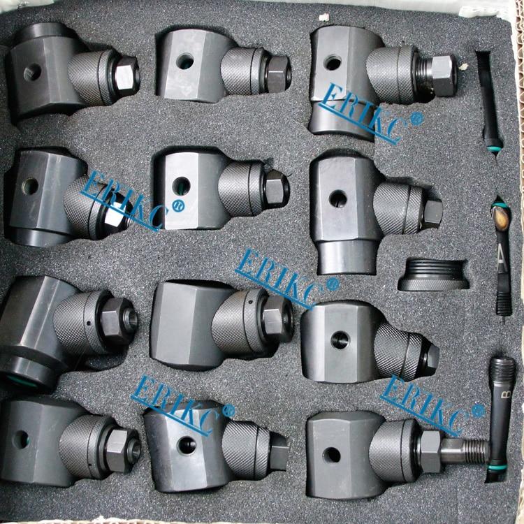 ERIKC common rail injectors repair tools,diesel engine repair tool for injectors with universal dismantling frame