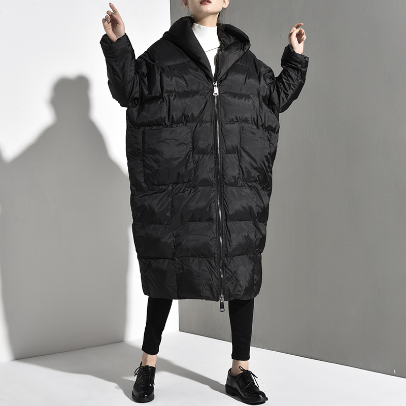 Sleeve Big Thick Hooded 10