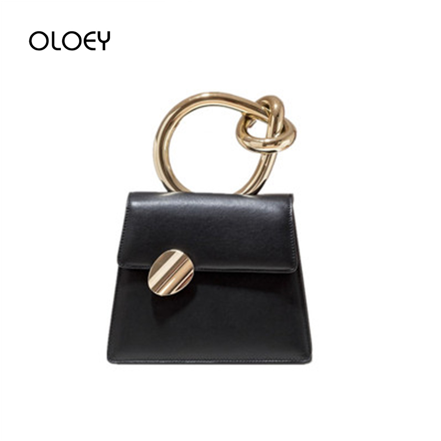 Fashion Handle Handbags Women Sequined Design knotted Shoulder Crossbody Bags For Women Metal Elegance Chains Phone