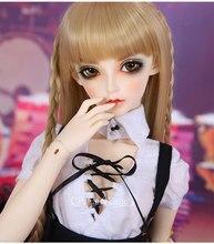 Oueneifs fairyland feeple60 moe sionna cilin chloe mirwen boneca de brinquedo bjd sd 1/3 corpo modelo meninas meninos bonecas