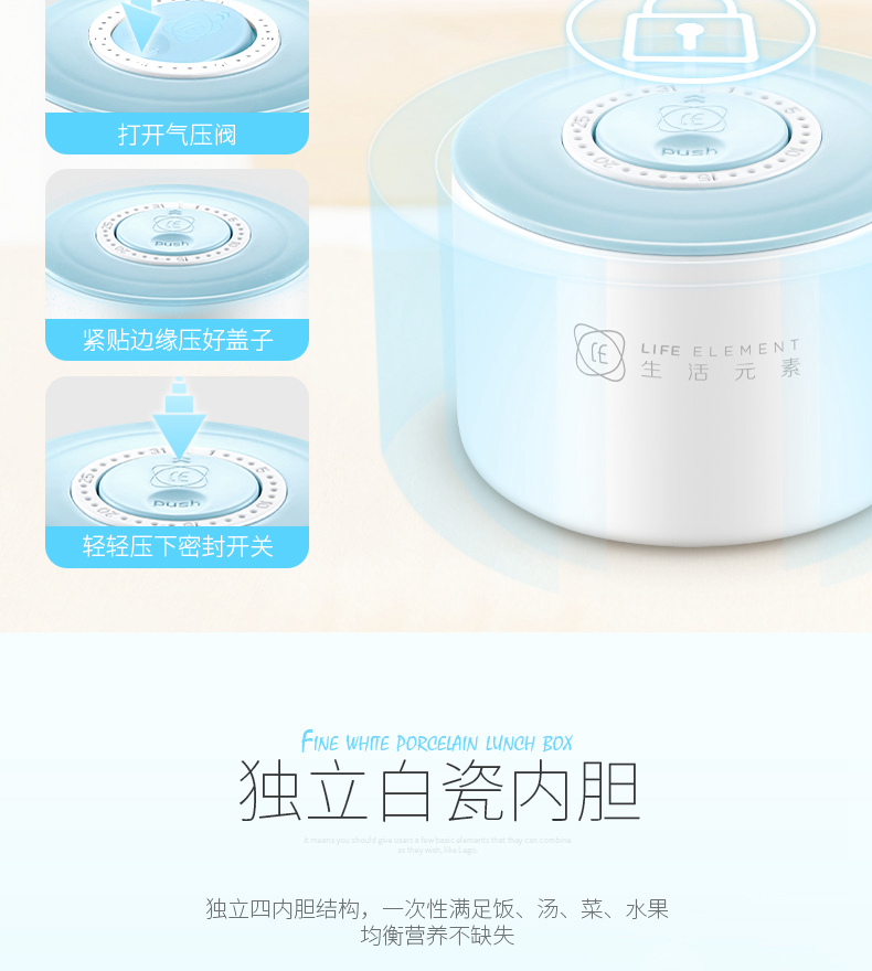 HTB1Y1e9XdzvK1RkSnfoq6zMwVXaW - Smart Electric Lunch Box Small Rice Cooker Double Layer Automatic Heating Ceramic Liner Smart Touch LCD Appointment Timing