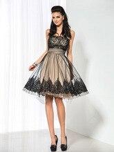 Heiße Frauen Kleidung Cocktailkleid vestidos 2016 robe de Schwarz spitze Kurze Abschlussball-kleider Party Kleid Trägerlos Plus Größe 2-24 Watt S092