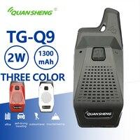 Quansheng TG Q9 Mini Walkie Talkie UHF Radio Comunicador Portable PMR Kids CB Two Way Radio Station Toy Woki Toki Hf Transceiver