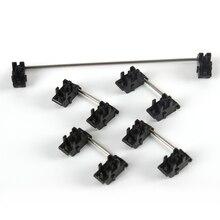 Piastra montata Nero Cherry OEM Stabilizzatori Chiaro Satellitare Asse 7u 6.25u 2u 6u Per Tastiera Meccanica Modificatore di Chiavi