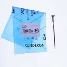 RUNDERON High Quality F00VC01349 / F 00V C01 349 Common Rail Control Valve Assy for Fuel Injector 0445 110 249 / 0445 110 250 цена