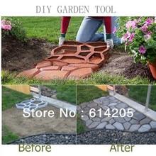 Gartenwerkzeug pfad-mate DIY Stein Pflaster form für, der wege für ihren garten/pflaster form
