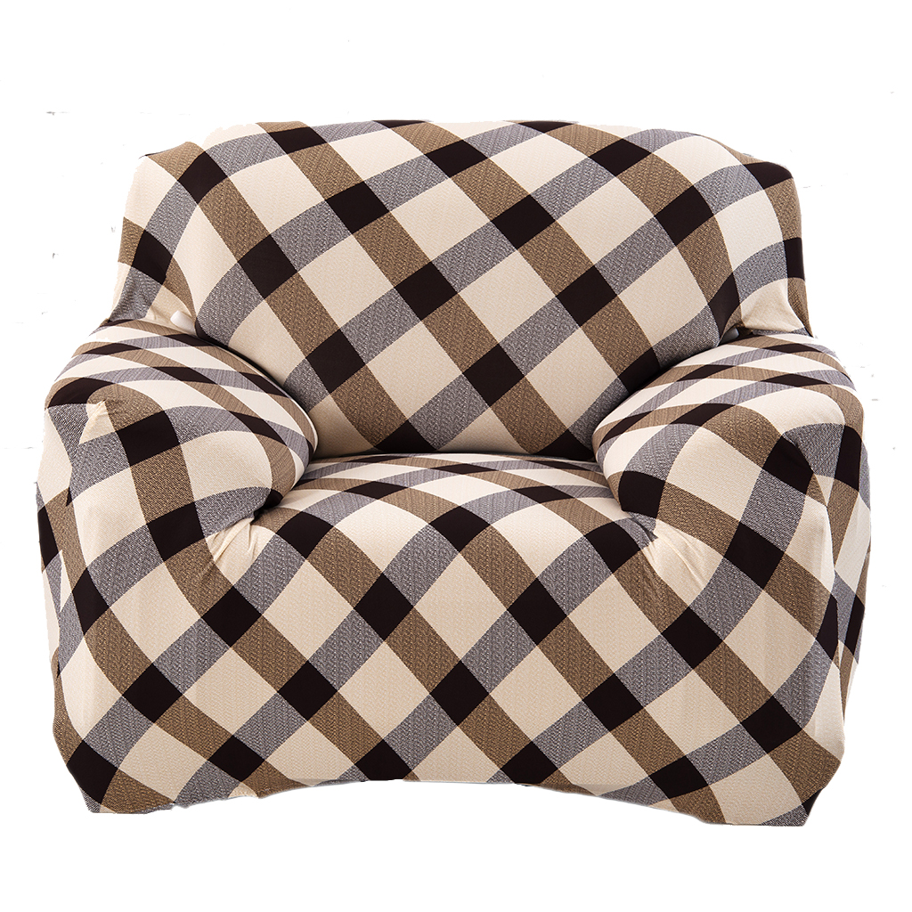 Miraculous Us 20 89 44 Off New Hot Sale Single Sofa Armchair Slipcover Pastoral Big Elastic Seat Sofa Cover Sofa Slipcover Machine Washable Slipcover In Sofa Caraccident5 Cool Chair Designs And Ideas Caraccident5Info
