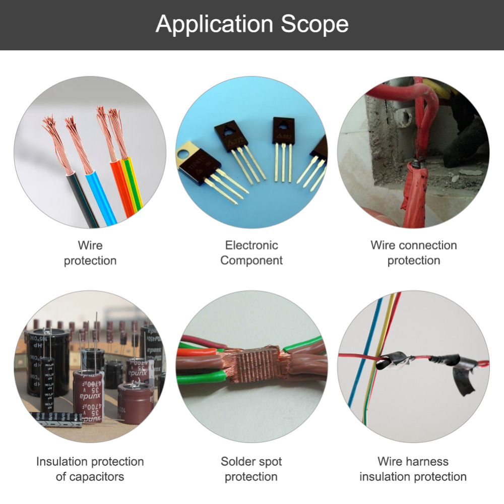 328pcs 21 Polyolefin Shrinking Assorted Heat Shrink Tube Wrap Wire Harness Sleeving Cable Insulated Tubing Set Bag In Sleeves From Home Improvement