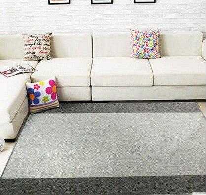 Salon chambre couverture moderne concis coréen style japonais tapis