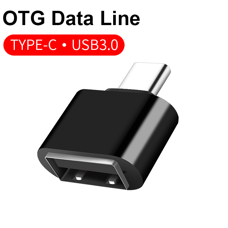 USBC Type-C To OTG Adapter Converter USB 3.0 Convert To Type C USB-C Port Adapter Connector Charging Data Sync For Huawei Redmi