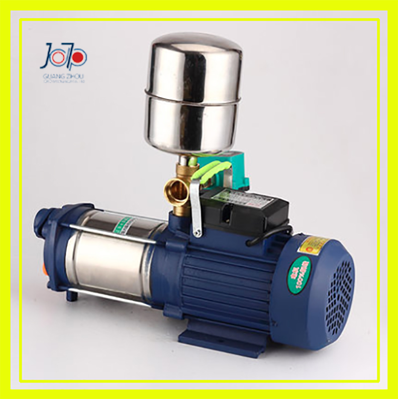 New 2 2kw Stainless Steel Automatic Self priming Pump With Pressure Tank For Increasing Water Pressure