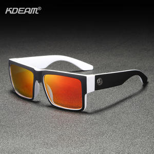 KDEAM 2019 Polarized Sunglasses Outdoor Shades Frame Hinges