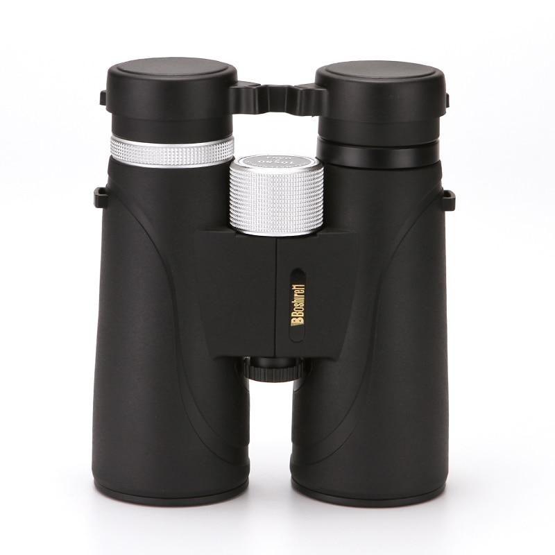 10X50HD Binoculars Professional FMC Lens High Power BAK4 Prism Hunting Camping Telescope Wide Field Vision Telescopio aomekie 10x42 monocular bak4 prism fmc optical lens high power hunting camping telescope compact spotting scope waterproof