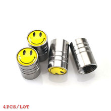 Car-styling Stainless Steel Car Tire Valves Caps case for Mazda 2 5 3 323 6 M5 cx5 cx-5 cx-7 emblem accessories car styling 4pcs