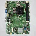 Motherboard original para hp 110-023 w 110-016d 110 motherboard 712291-001 717070-501 717070-601 ipm61-tb rev1.02 lga1155 ddr3