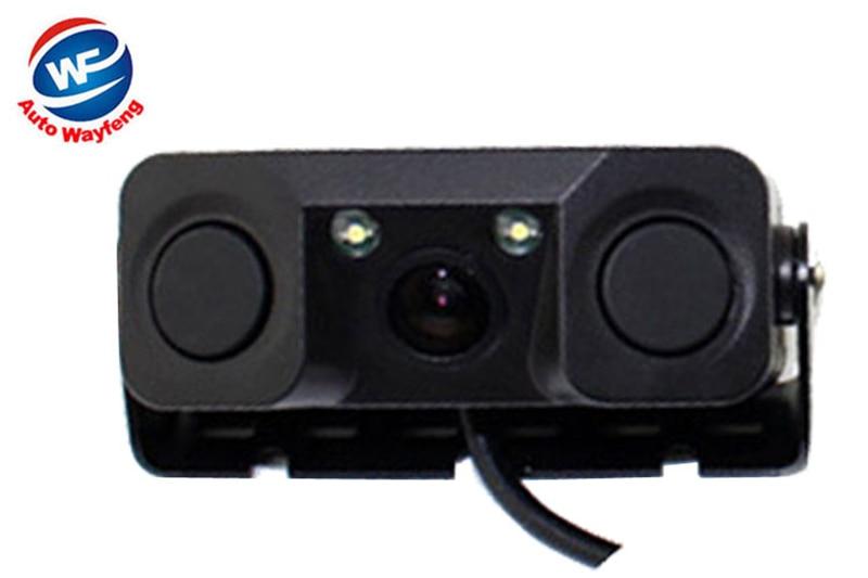 Cámara de visión trasera del sensor de la cámara de video y - Electrónica del Automóvil