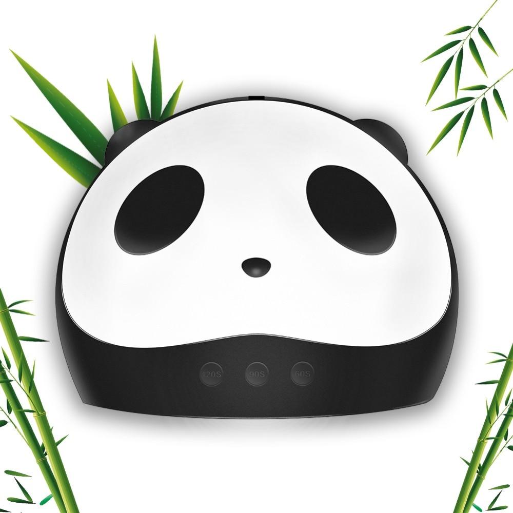 uv para Manicure Coscelia Panda Bonito Duas Sense