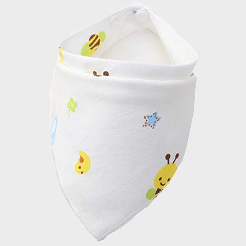 ผ้ากันเปื้อนเด็กผ้าฝ้ายอินทรีย์เด็กทารกน่ารัก bibs เด็กทารก slabber เด็กทารก bibs Feeding Bib ผ้ากันเปื้อนกันน้ำอุปกรณ์เสริม Stuff