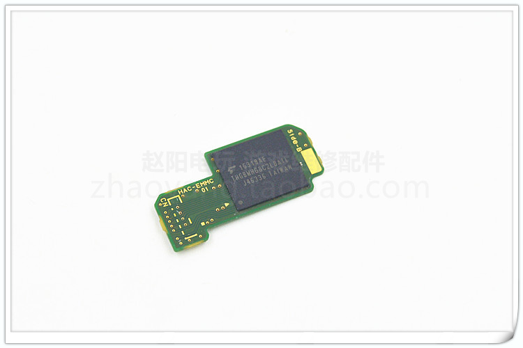 Original Replacement Parts EMMC 32GB Memory Module For Ns Switch Game Console