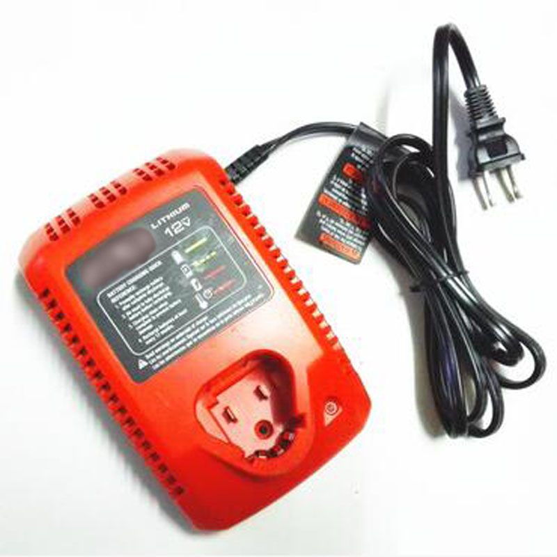 dawupine Used and Reconditioned Li ion Battery Charger For Black Decker 10 8V 12V LB12 LB1310