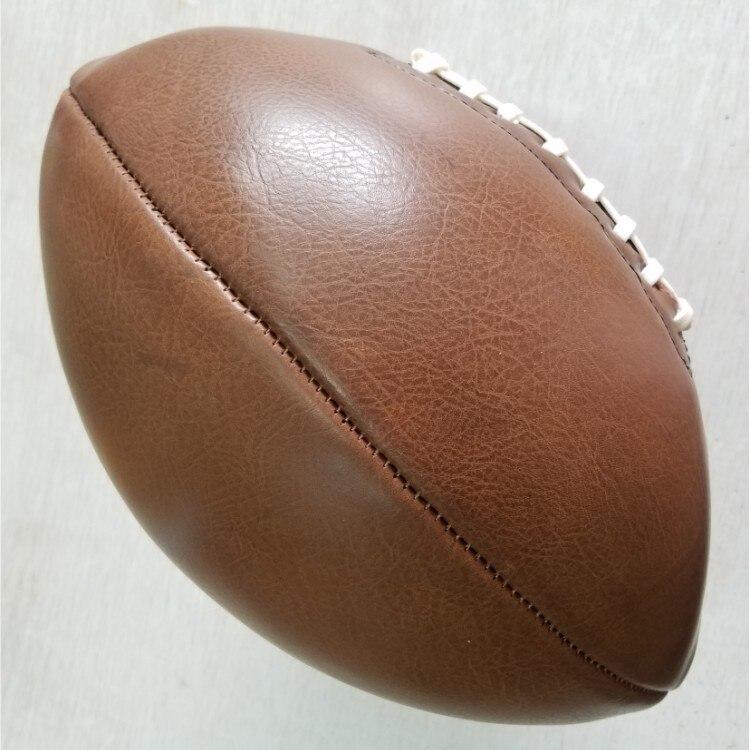 Pulsuz çatdırılma Açıq İdman Reqbi Topu Amerika Futbol Ballı - Komanda idman növləri - Fotoqrafiya 5