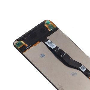Image 4 - ЖК дисплей с дигитайзером сенсорного экрана, для Huawei Honor V20 View 20, оригинальный, 6,4 дюйма, запасные части для телефона Huawei Nova 4