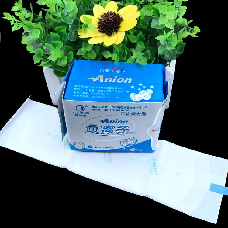 Anion sanitary napkin (12)
