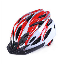 2019 explosion models bicycle helmet road bike bicycle integrated molding men and women riding helmet(China)