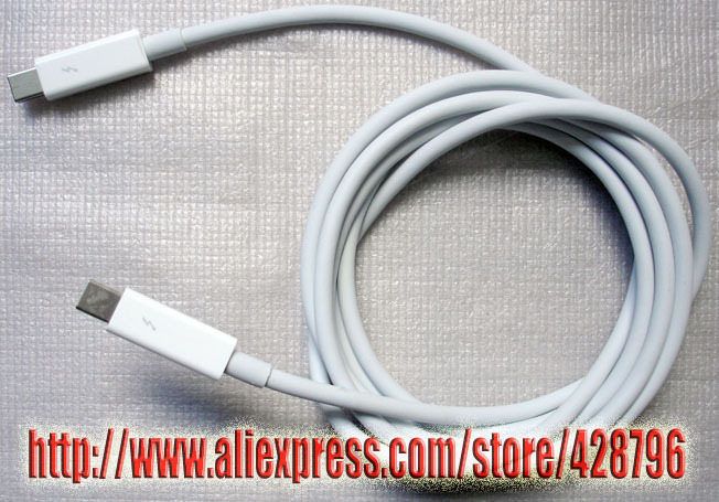 MD861ZM/A OEM Thunderbolt Cable 2.0 M (Data Transfer Cable form a c)