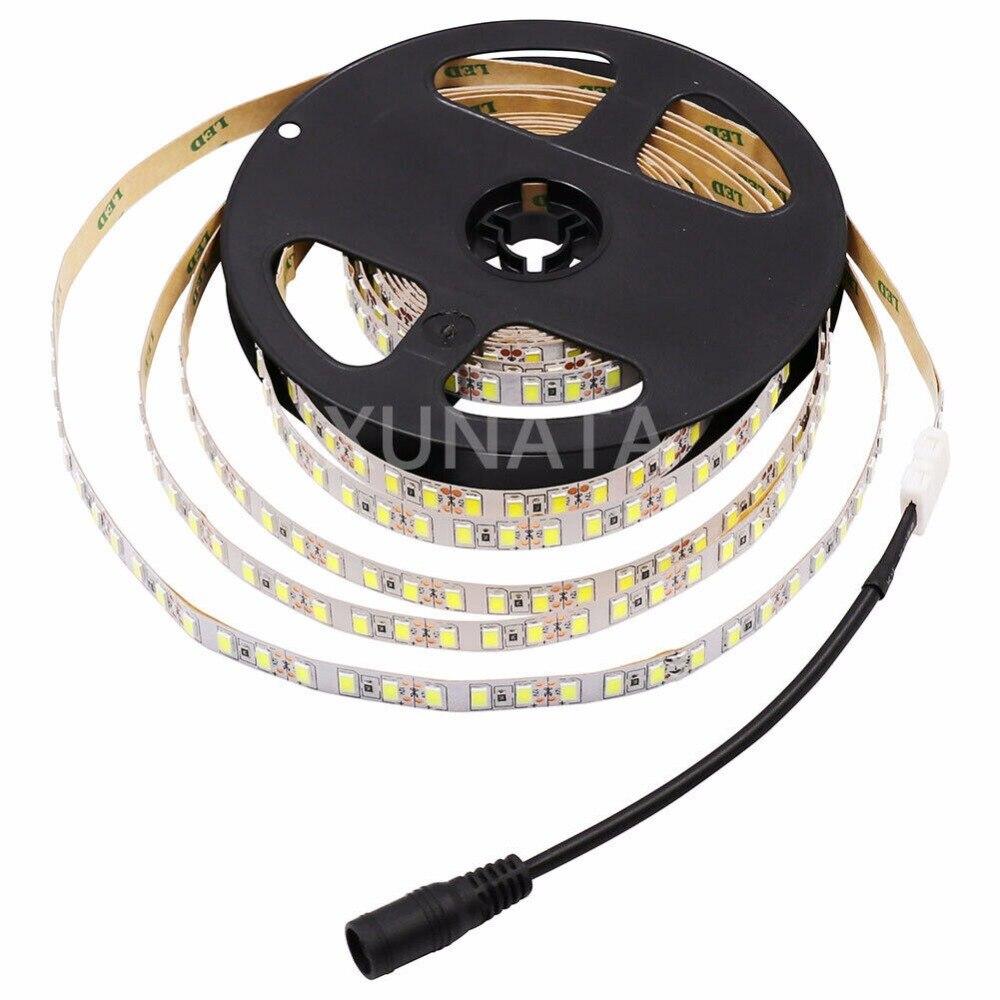 US STOCK 300 LEDs 5M Super Bright DC12V 5730 5630 SMD Flexible Strip Home Lights