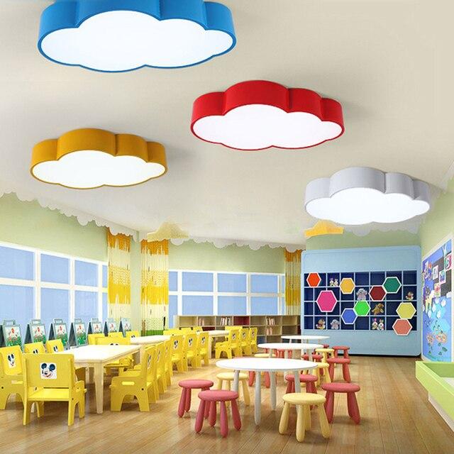 Beau Dessin Animé plafond lampe lumi¨re pour Enfants enfants chambre