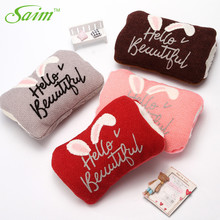 Saim Knitted Charging Hot Water Bottle Bag Electric Hot Water Bag Cart