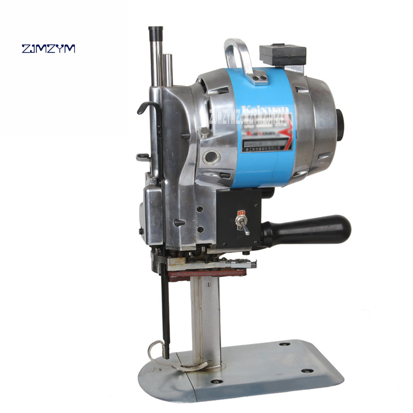 CZD 3 Straight Knife Automatic Sharpening Cutting Machine 550W Power Tool Electric Scissors Cutting Cloth Machine 220V Hot Sale
