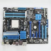 ASUS M4A89TD PRO Motherboard AMD Deluxe AM3/DDR3 All Solid State 90%new
