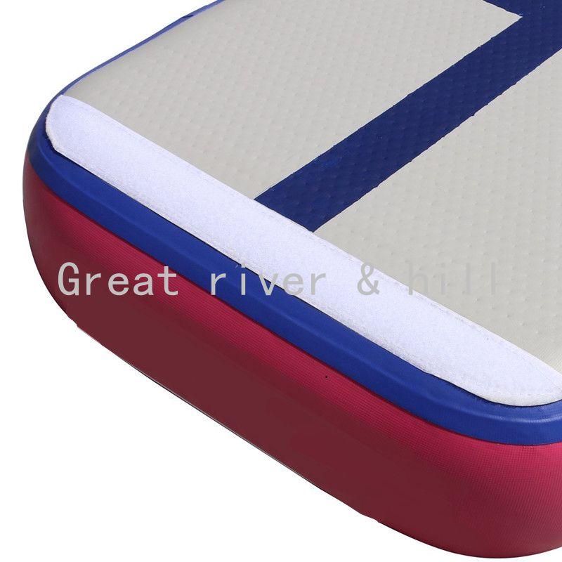 leather mats wolfwisestore gymnastics large wolfwise products pu mat blue