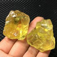 52g natural citrino cristal áspero pedra crua rocha espécime brasil