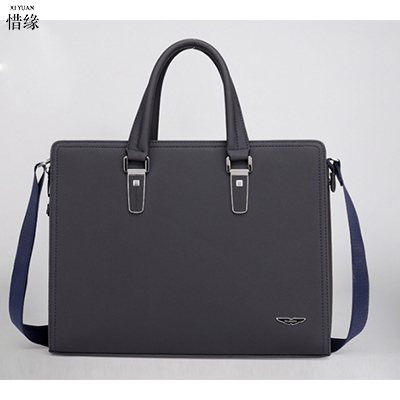 XIYUAN Famous Brand Business Messenger Men Briefcase Genuine Leather Laptop Casual Man Shoulder bag Men's Handbag Hot Sale Khaki hot sale european and american fashion men genuine leather famous kpaullon brand shoulder handbag designer mens messenger bag