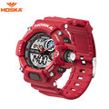 2017 HOSKA Brand Fashion Watch Men G Style Waterproof Sports Digital Watches S-Shock Children Quartz Led Digital-Watch HD031