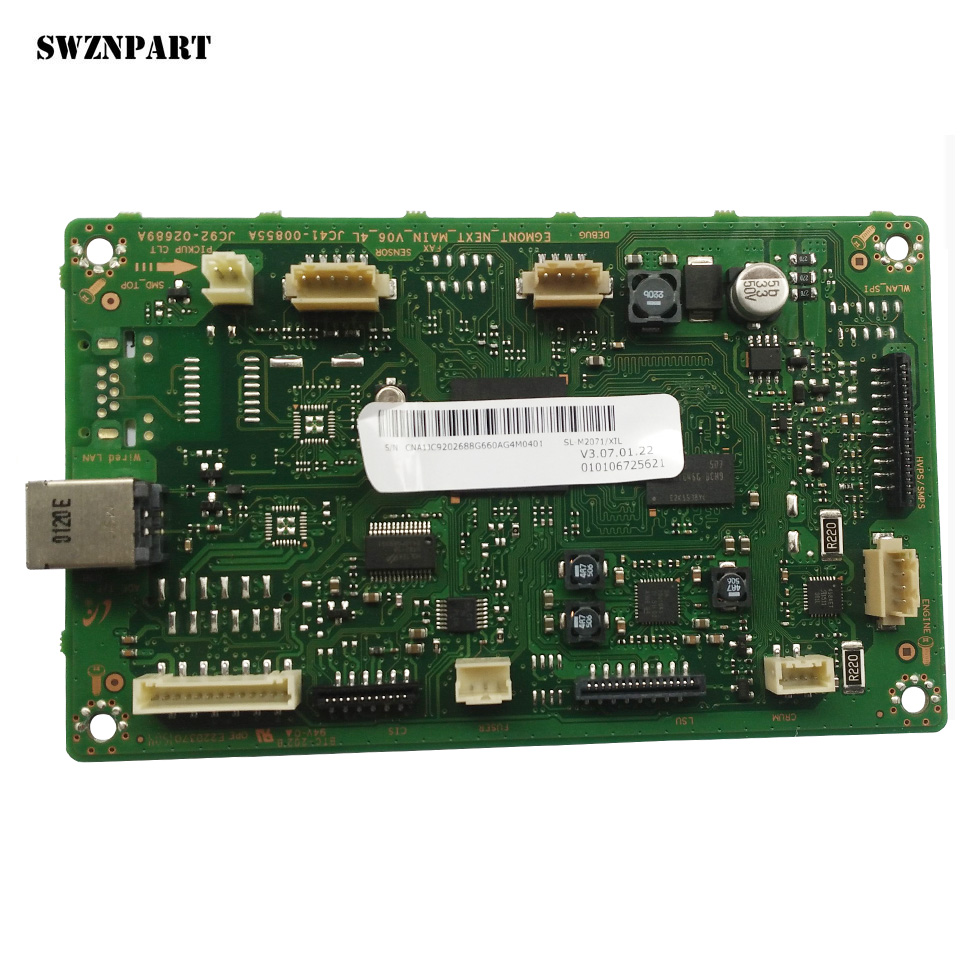 FORMATTER PCA ASSY Formatter Board logic Main Board MainBoard mother board for Samsung SL-M2070 SL-M2071 2070 M2070 JC92-02688B мфу samsung sl m2070