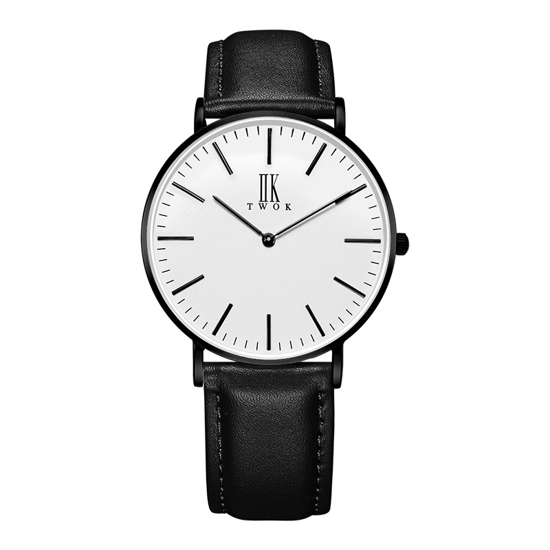 Business Men Waterproof Watch Casual Fashion Couple Wrist Watches PU Leather  Luxury Women Watch 2018 New adjustable wrist and forearm splint external fixed support wrist brace fixing orthosisfit for men and women