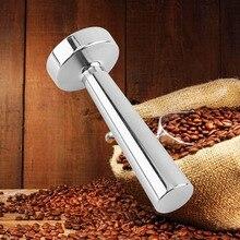 1 Unid Acero Inoxidable Sólido Máquina Herramienta Para Nespresso de Cápsulas de Café Espresso Tamper