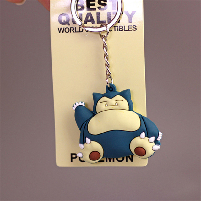 3D Pokemon Go Key Ring
