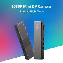 K5 Mini Câmera Full HD 1080 P Visão Noturna Infravermelha Espiado Micro Gravador de Voz Digital de Áudio e Vídeo da câmera Filmadora DV DVR Cam