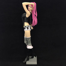 One Piece Figure One Piece Anime Jewelry Bonney Action Figure in Sexy Clothes Ver. Toy 24.5cm(China)