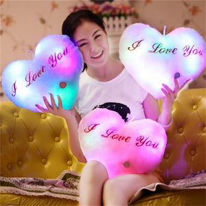 Luminous Pillow HeartCushion C
