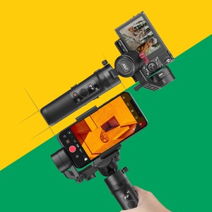 Image 5 - Zhiyun رافعة M2 3 Axis يده مثبت Gimbal لكاميرات عديمة المرآة/الهاتف الذكي/كاميرات العمل/الكاميرات المدمجة